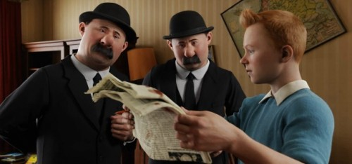 Movie Trailer #2: The Adventures of Tintin: Secret of the Unicorn (2011)