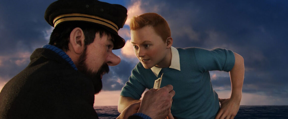 The Adventures of Tintin (2011) by The Critical Movie Critics