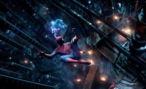 Movie Review:  The Amazing Spider-Man 2 (2014)