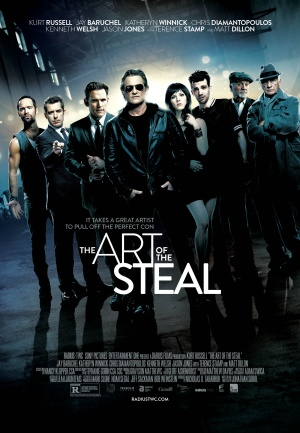 The Art of the Steal (2013) by The Critical Movie Critics