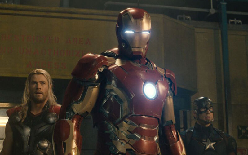 Avengers: Age of Ultron (2015) by The Critical Movie Critics