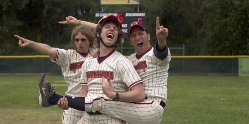 Movie Review: The Benchwarmers (2006)