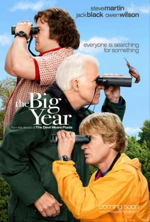 The Big Year (2011) by The Critical Movie Critics