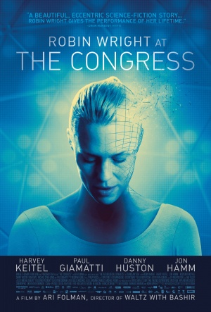 The Congress (2013) by The Critical Movie Critics
