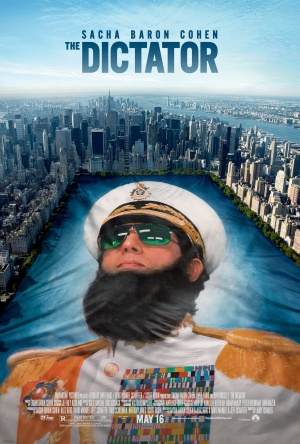 The Dictator (2012) by The Critical Movie Critics