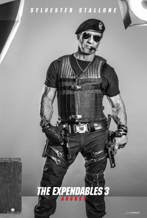 The Expendables 3 (2014) by The Critical Movie Critics