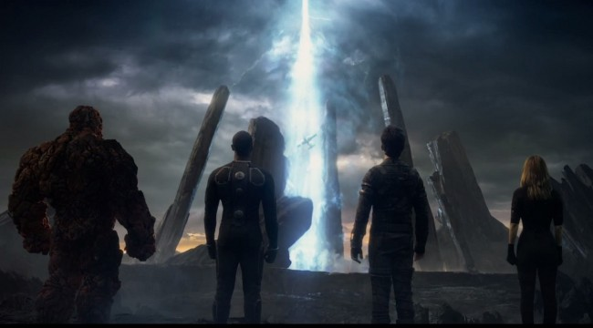 The Fantastic Four (2015) by The Critical Movie Critics