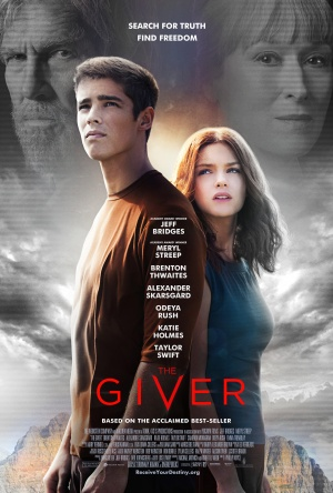 The Giver (2014) by The Critical Movie Critics