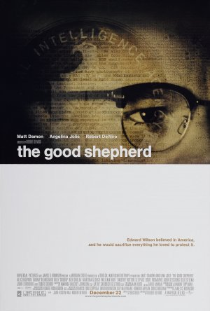 The Good Shepherd (2006) by The Critical Movie Critics