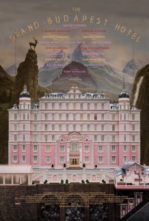 The Grand Budapest Hotel (2014) by The Critical Movie Critics