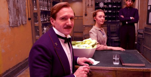 Movie Review:  The Grand Budapest Hotel (2014)