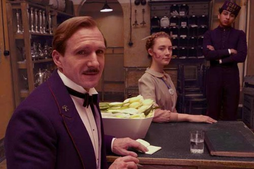 The Grand Budapest Hotel 2014 Top 10 by The Critical Movie Critics