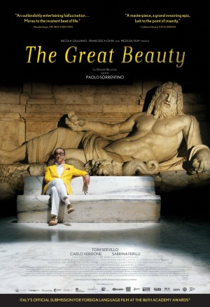 The Great Beauty (2013) by The Critical Movie Critics