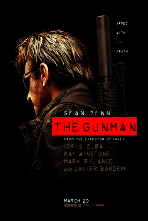 The Gunman (2015) by The Critical Movie Critics
