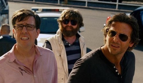 Movie Review:  The Hangover Part III (2013)