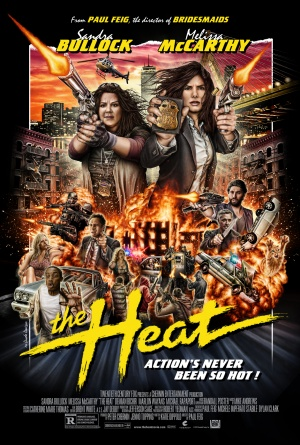 The Heat (2013) by The Critical Movie Critics