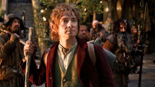 Movie Review: The Hobbit: An Unexpected Journey (2012)