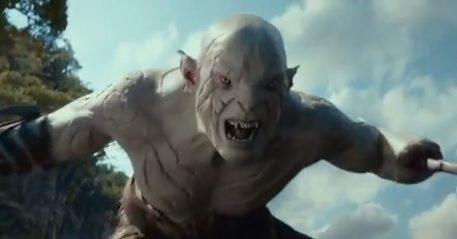 Movie Trailer:  The Hobbit: The Desolation of Smaug (2013)