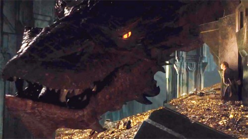Movie Review:  The Hobbit: The Desolation of Smaug (2013)