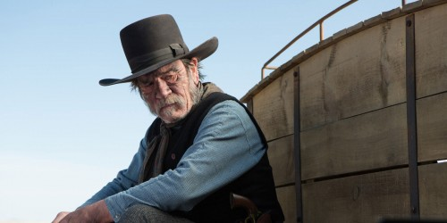 Movie Review:  The Homesman (2014)