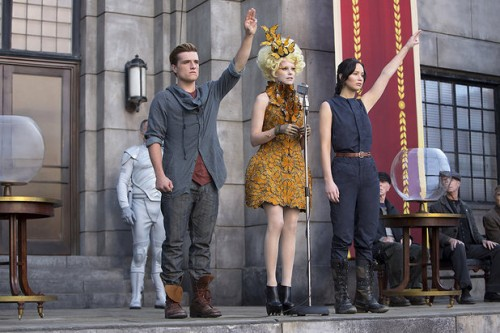 Movie Review:  The Hunger Games: Catching Fire (2013)