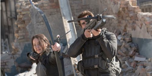 Movie Review: The Hunger Games: Mockingjay – Part 1 (2014)