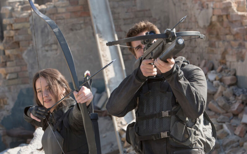 The Hunger Games: Mockingjay - Part 1 (2014) by The Critical Movie Critics