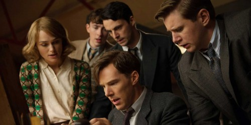 Movie Review:  The Imitation Game (2014)