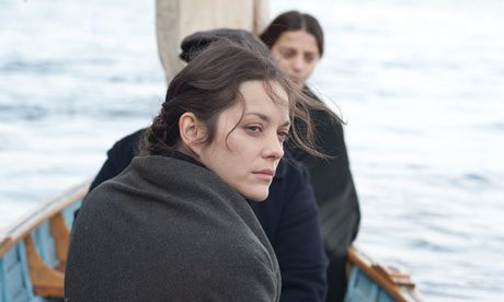 Movie Review:  The Immigrant (2013)