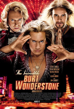 The Incredible Burt Wonderstone (2013) by The Critical Movie Critics