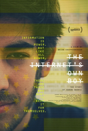 The Internet's Own Boy: The Story of Aaron Swartz (2014) by The Critical Movie Critics