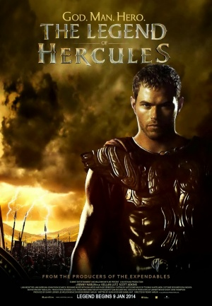 Movie Review: The Legend of Hercules (2014) - The Critical ...