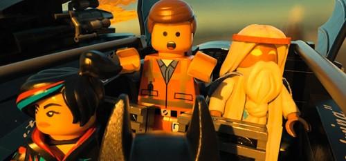 Movie Trailer:  The LEGO Movie (2014)