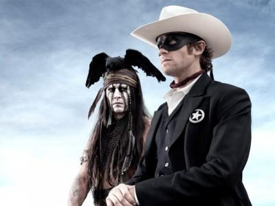 Movie Trailer: The Lone Ranger (2013)