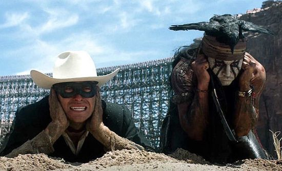 The Lone Ranger (2013) by The Critical Movie Critics