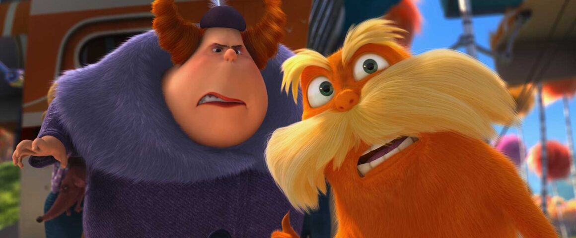 Movie Review The Lorax 2012 The Critical Movie Critics