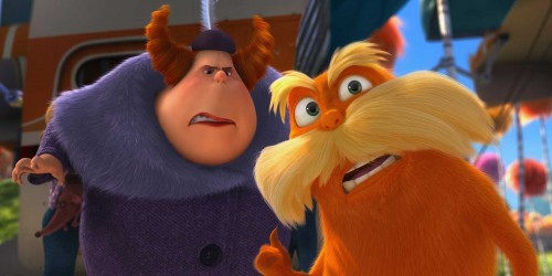 Movie Review:  The Lorax (2012)