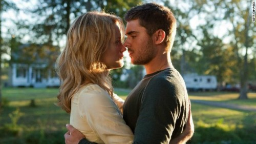 Movie Review: The Lucky One (2012)