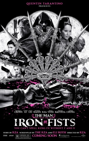 The Man with the Iron Fists (2012) by The Critical Movie Critics