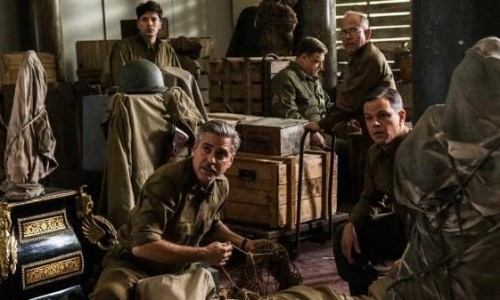 Movie Review:  The Monuments Men (2014)