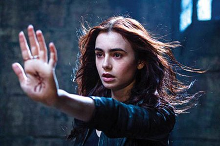 Movie Review:  The Mortal Instruments: City of Bones (2013)