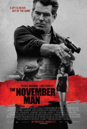 The November Man (2014) by The Critical Movie Critics