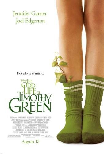 The Odd Life of Timothy Green (2012) by The Critical Movie Critics