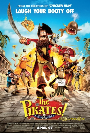 The Pirates! Band of Misfits (2012) by The Critical Movie Critics