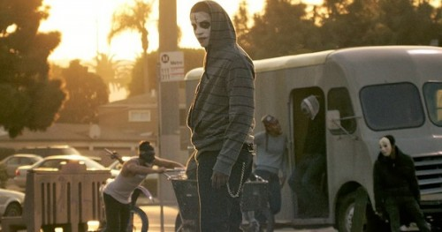Movie Review:  The Purge: Anarchy (2014)