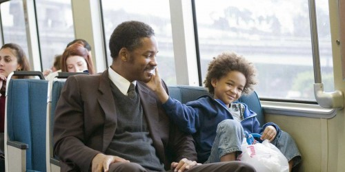 Movie Review:  The Pursuit of Happyness (2006)