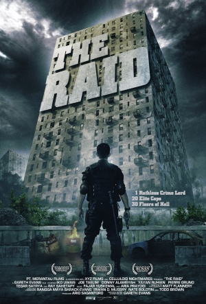 The Raid: Redemption (2011) by The Critical Movie Critics