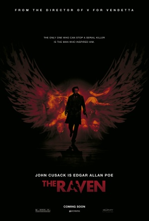 The Raven (2012) by The Critical Movie Critics