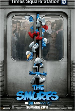The Smurfs (2011) by The Critical Movie Critics