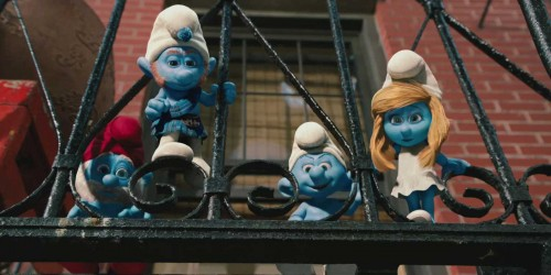 Movie Review:  The Smurfs (2011)